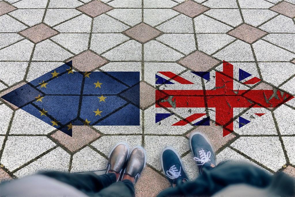英國下議院20日表決二讀通過首相強生脫歐法案,朝2020年1月31日完成立法前進。(示意圖/圖取自Pixabay圖庫)