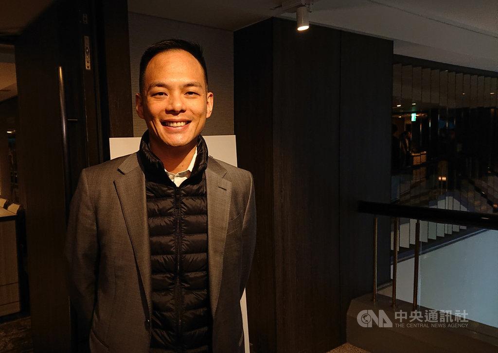 台灣大哥大總經理林之晨坦言,5G競標金額狂飆的情況有點超越當初預期,憂心標金可能衝破新台幣千億元。中央社記者潘姿羽攝 108年12月27日