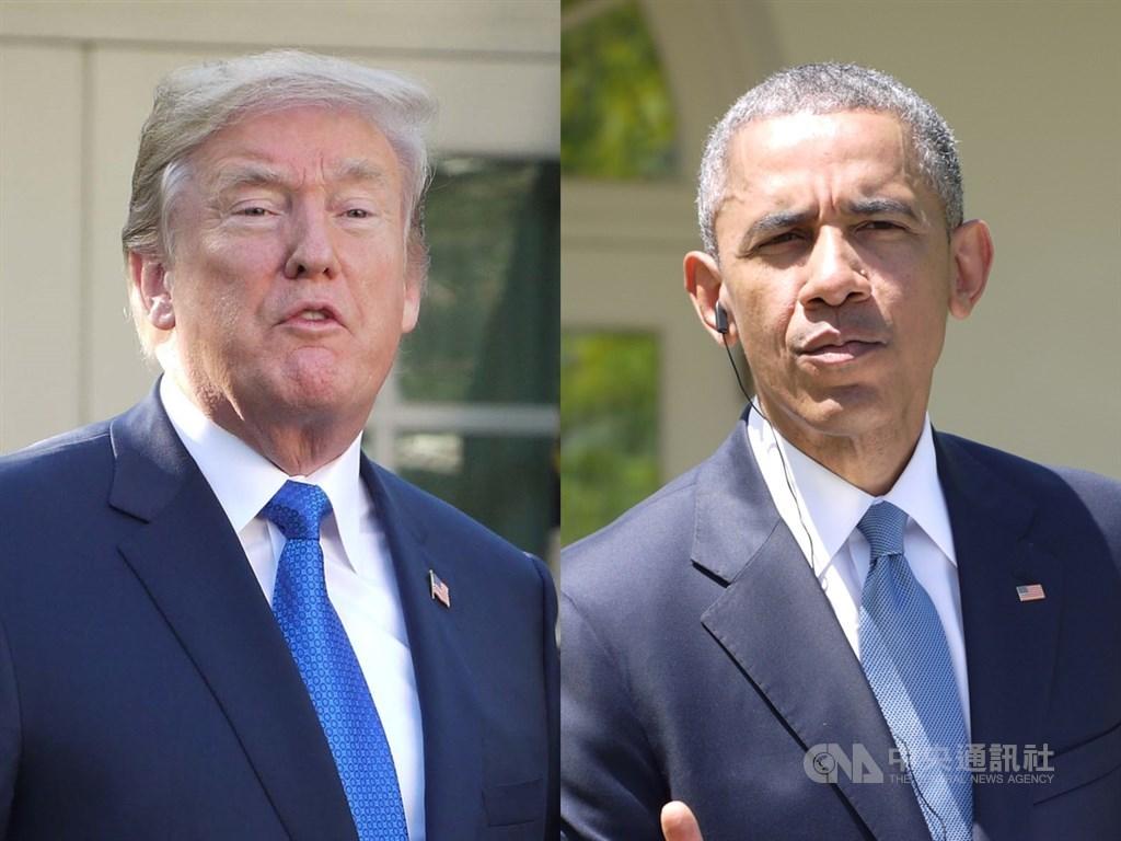 2019美國最受景仰男性川普追平歐巴馬並列第一| 國際| 重點新聞| 中央社CNA