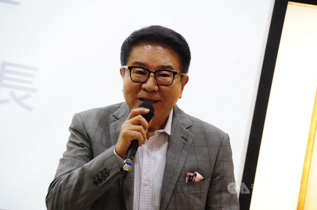 台灣產經建研社理事長洪奇昌13日在研討會上表示,即便中美貿易談判可望在近期簽訂第一階段協議,但中美戰略抗衡持續深化的結構,短期內不會改變。中央社記者沈朋達攝 109年1月13日