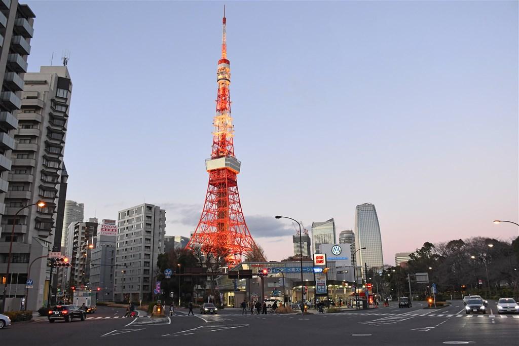 美國媒體與學界合作發表2020年「最棒國家報告」,亞洲國家以日本排名第3最高。圖為日本東京鐵塔。(圖取自Unsplash圖庫)