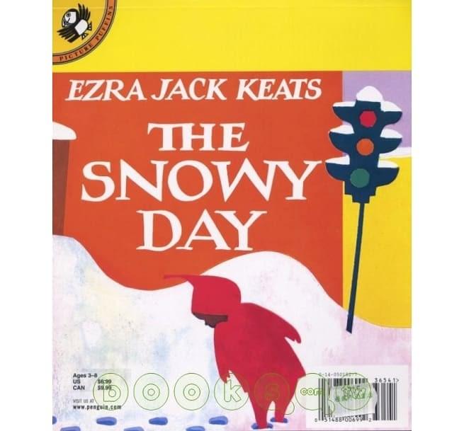 紐約公共圖書館今年屆滿125週年,「時代」雜誌回顧館方計算的歷年借閱排行榜前10名, 第1名是「下雪天」(The Snowy Day)。(圖取自博客來網頁books.com.tw)