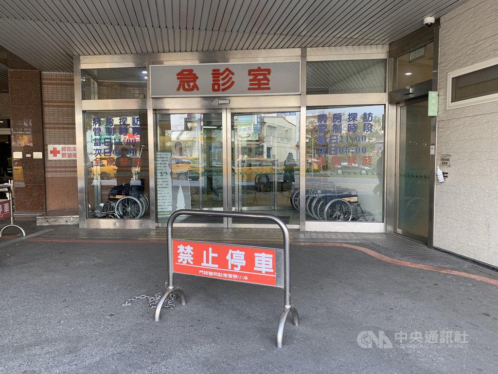 花蓮門諾醫院21日傳出一件疑似武漢肺炎病例,院方證實一名自武漢機場飛抵台灣的女性遊客,出現發燒情形,目前已退燒。院方已採檢體送疾管署等候檢驗結果,婦人在醫院隔離觀察中。中央社記者張祈攝 109年1月21日