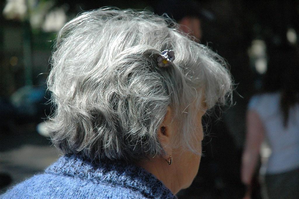 台灣科學家研究證實,壓力會造成頭髮快速變白。(示意圖/圖取自Pixabay圖庫)