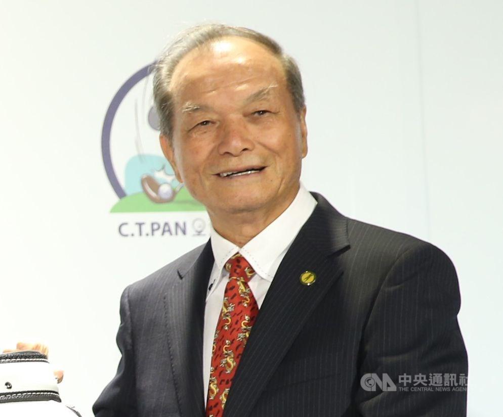 79歲台灣高爾夫球老將謝敏男獲選進入日本職業高爾夫球名人堂。(中央社檔案照片)