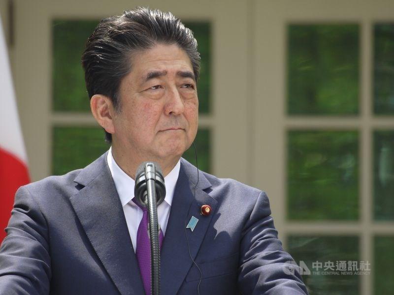 武漢肺炎疫情嚴峻,日本首相安倍晉三30日強調,有必要讓台灣參加衛生組織(WHO)。(中央社檔案照片)