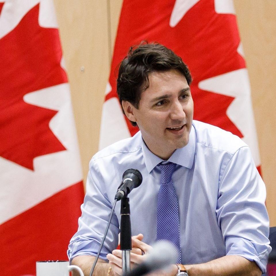 武漢肺炎延燒,加拿大總理杜魯道29日在國會答詢時,首度明確支持台灣以觀察員身分參與世界衛生組織會議。(圖取自facebook.com/JustinPJTrudeau)