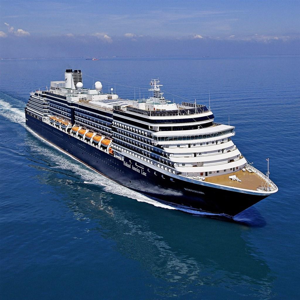 泰國衛生部長11日表示,禁止荷美公司旗下郵輪威士特丹號(Westerdam)乘客下船。荷美航運公司10日表示,乘客將於13日在曼谷上岸,並沒有理由相信有任何乘客染上武漢肺炎。(圖取自facebook.com/HALCruises)