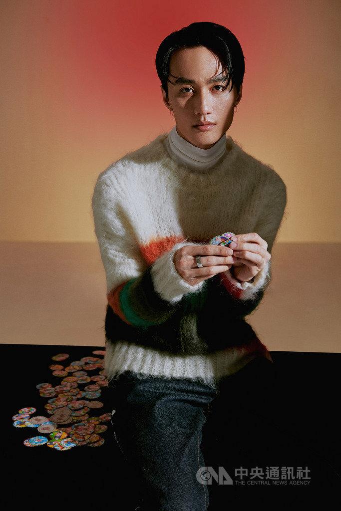 歌手李英宏14日將尚未發行的全新專輯「水哥2020」上架影音平台,讓歌迷搶先試聽,他表示,希望能透過最直接方式跟歌迷分享新作,回歸音樂本身。(顏社提供)中央社記者陳秉弘傳真 109年2月14日