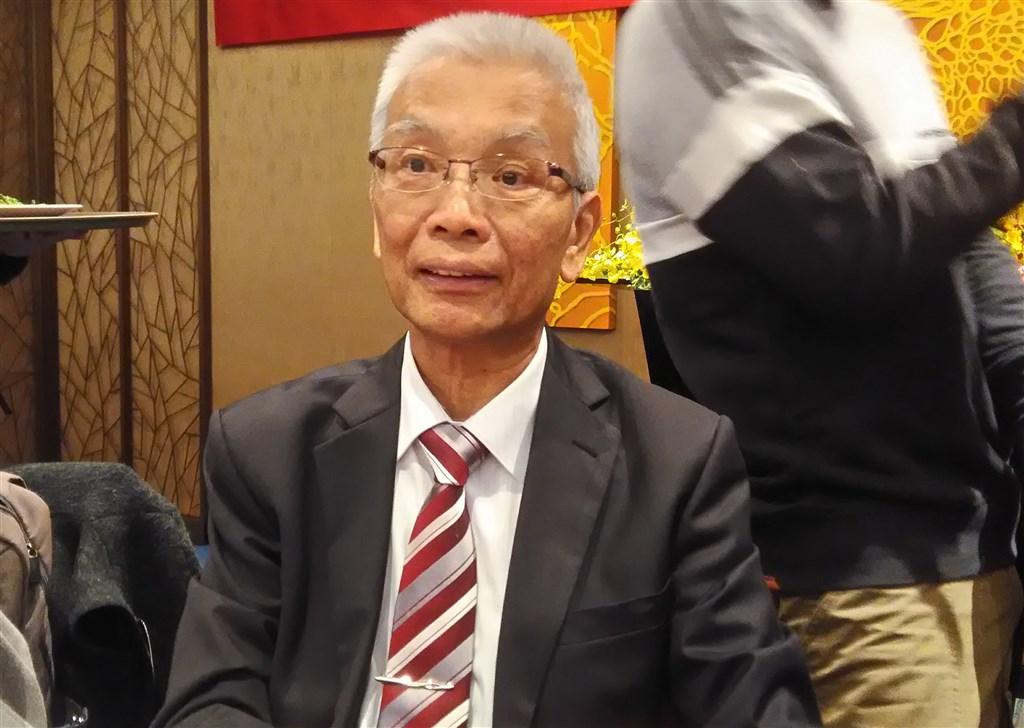前財政部長、現任期貨交易所董事長許虞哲15日下午過世,享壽67歲。(中央社檔案照片)