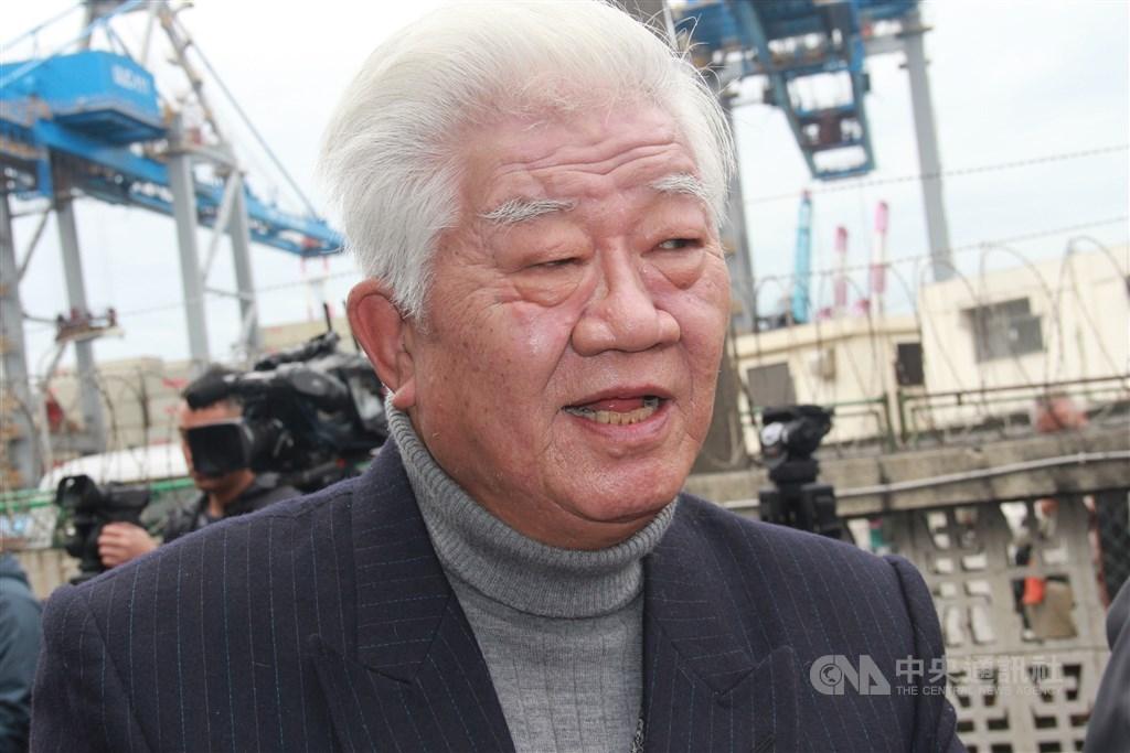 資深棒球記者、球評「張老師」張昭雄18日早上在睡夢中過世,享壽82歲。(中央社檔案照片)