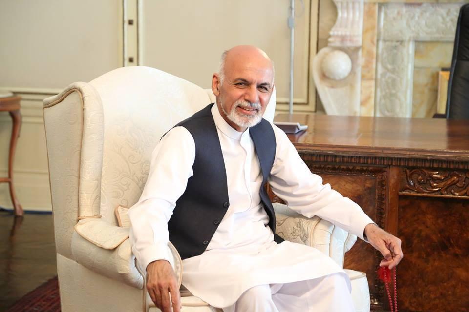 阿富汗總統甘尼(圖)在2019年總統大選拿下50.64%的票數,打敗主要對手、行政首長阿布杜拉,確定贏得第2任期。(圖取自facebook.com/ashrafghani.af)
