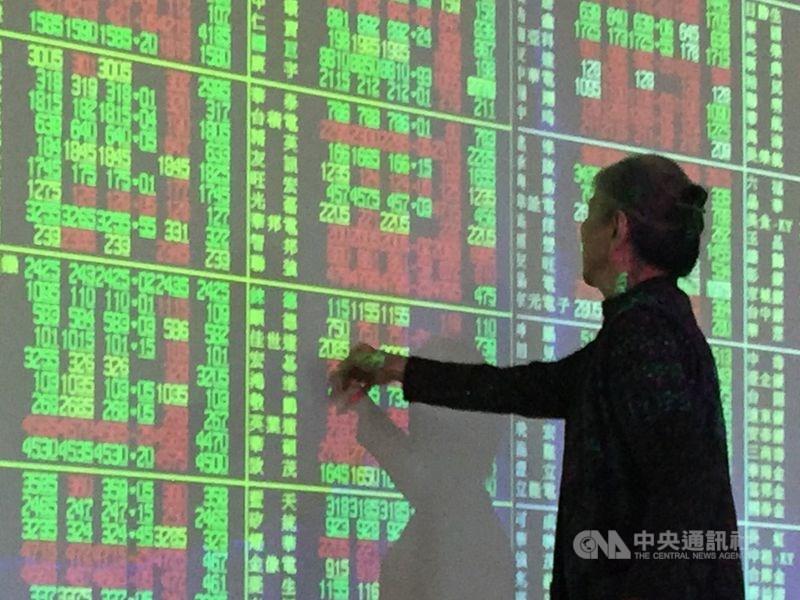 台股20日開盤漲26.94點,加權股價指數為11785.78點。(中央社檔案照片)