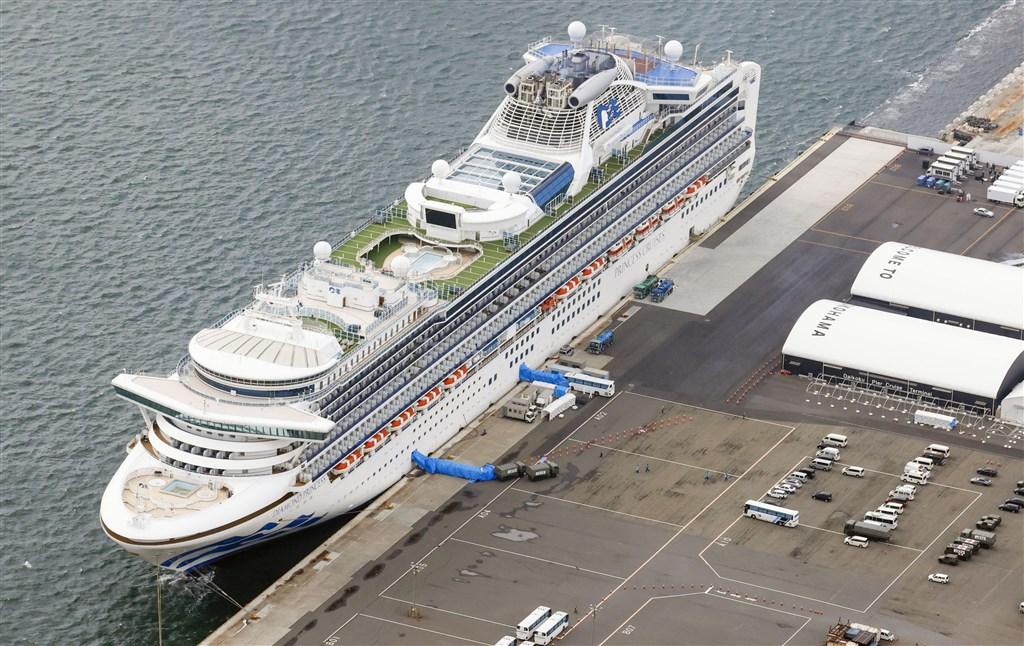 日本櫪木縣政府22日宣布,縣內一名60多歲女性確診武漢肺炎,她是鑽石公主號郵輪的旅客之一,是日本國內第一位下船返家後確診感染武漢肺炎的旅客。(共同社提供)