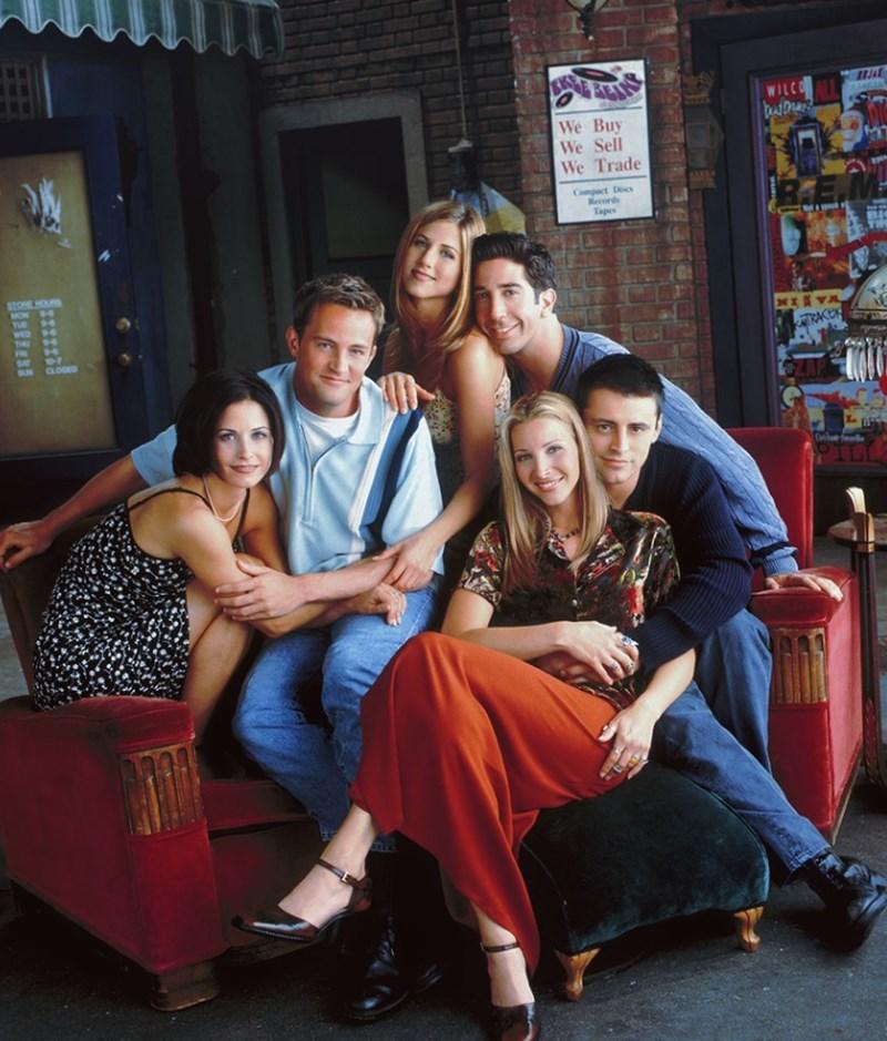 美國經典電視喜劇影集「六人行」(Friends)原班人馬將為25週年特別節目再度合體。(圖取自twitter.com/hbomax)