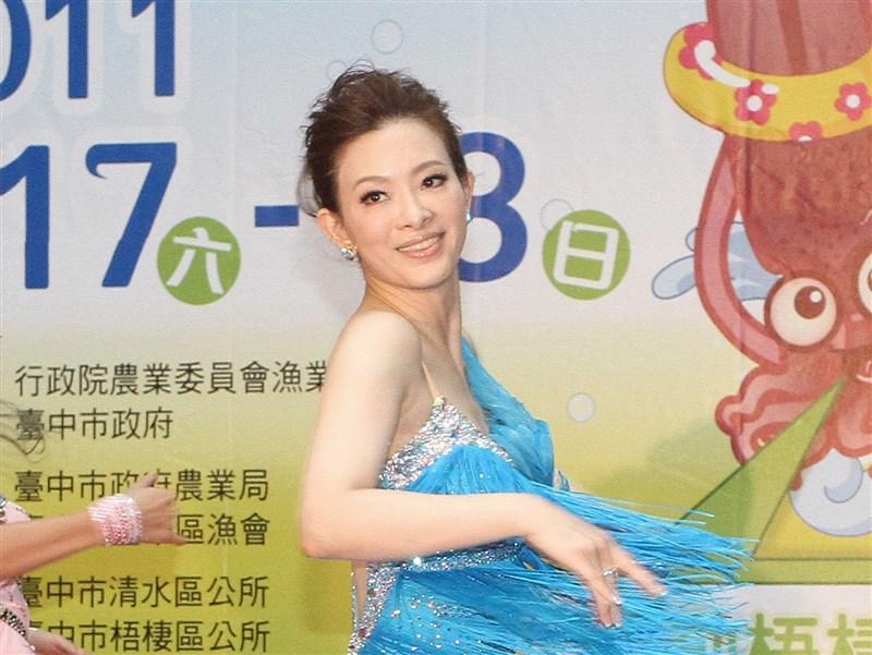 藝人辛龍27日晚間在臉書貼文表示,妻子劉真(圖)需要大家幫助她度過生命的大難關。(中央社檔案照片)