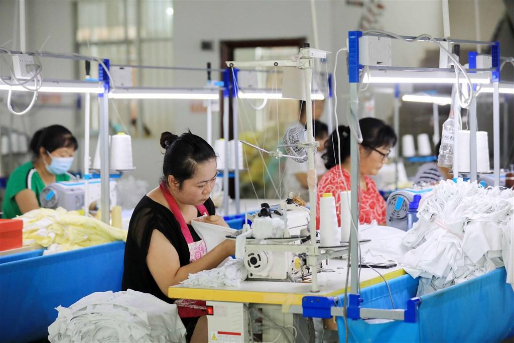 渣打銀行公布,2月份在武漢肺炎疫情下,中國中小企業信心指數跌到40.5,創歷史新低。(檔案照片/中新社提供)