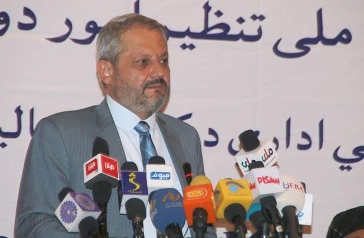 阿富汗公共衛生部長費羅茲24日表示,西部省分赫拉特出現3起疑似病例,已有一人確診。(圖取自twitter.com/FerozFerozuddin)