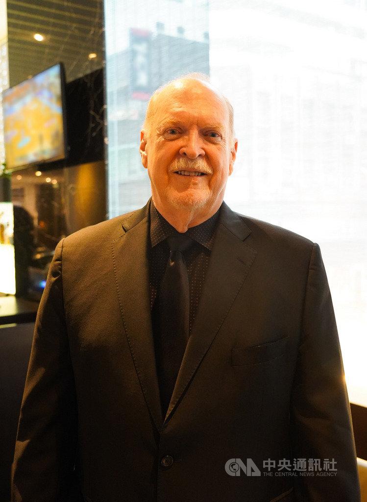 指揮家約翰.畢爾(John Beal)首度訪台,將於2月29日、3月1日率領長榮交響樂團演出「哈利波特:混血王子的背叛」電影交響音樂會。(牛耳藝術提供)中央社記者趙靜瑜傳真 109年2月27日
