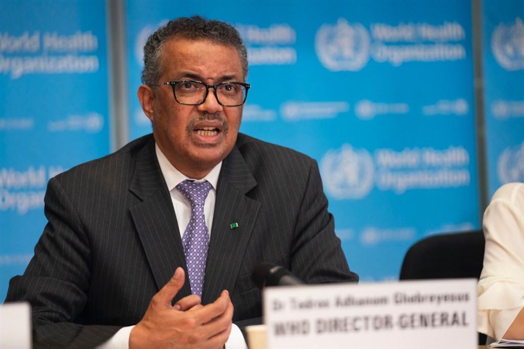 武漢肺炎蔓延全球逾100國,世界衛生組織秘書長譚德塞9日表示,全球大流行的威脅「非常真實」,但稱這將是史上首個可控制的大流行。(圖取自twitter.com/DrTedros)