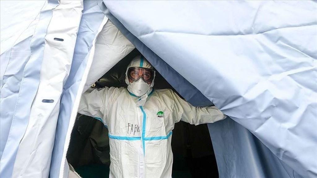 義大利民防保護局12日指出,過去24小時境內武漢肺炎疫情奪走189條人命,累計來到1016死。(安納杜魯新聞社提供)