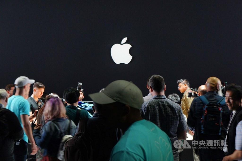 蘋果今年度全球開發者大會將改採線上形式,這將是蘋果31年來首度採用線上形式召開WWDC。圖為2019年蘋果開發者大會。中央社記者吳家豪舊金山攝 108年6月4日