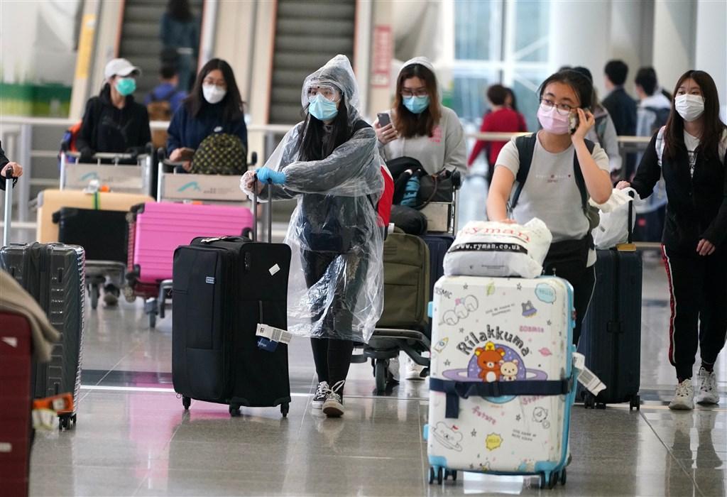 疫情內外夾擊香港官員:防疫處於戰爭狀態| 兩岸| 中央社CNA
