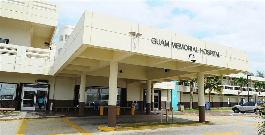 太平洋地區出現武漢肺炎首宗死亡個案,關島一名68歲女性患者15日在關島紀念醫院就醫,並接受隔離,她同時患有其他疾病,22日清晨不治。(圖取自關島紀念醫院網頁gmha.org)