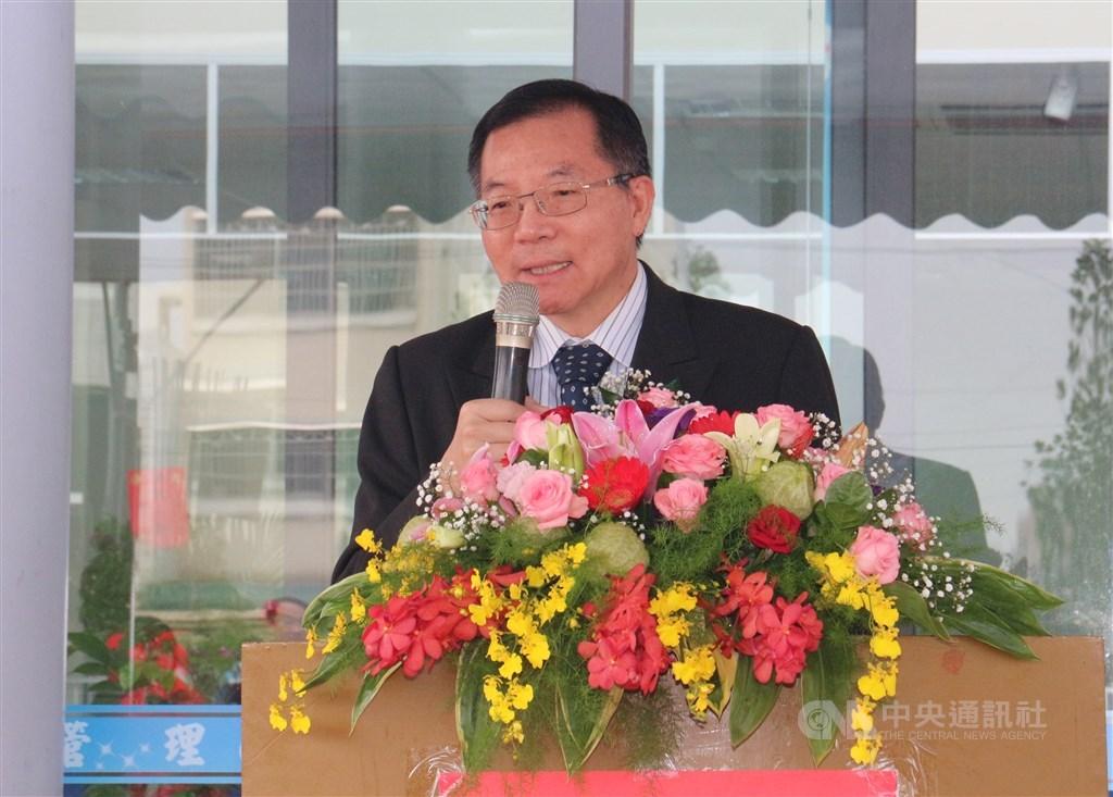 台灣自來水公司董事長由現任總經理胡南澤升任,他畢業於成功大學土木工程學系,擁有成功大學環境工程學系碩士學位。(中央社檔案照片)