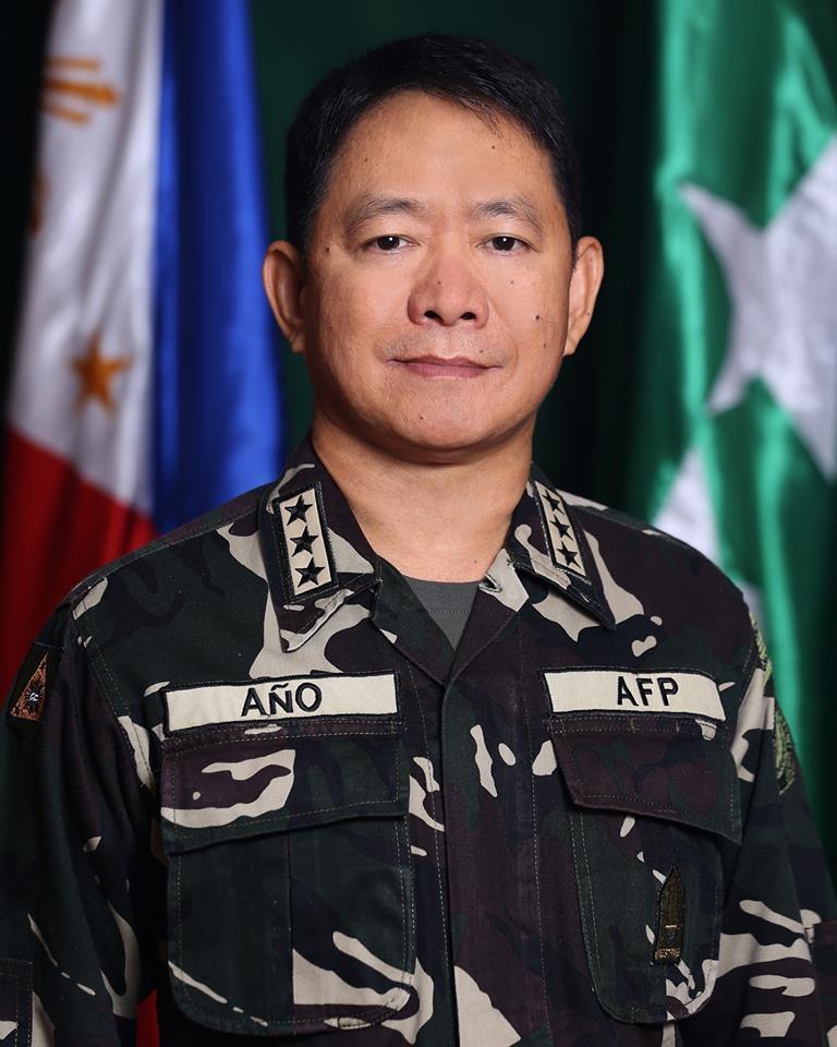 菲律賓內政部長安約31日宣布確診武漢肺炎,他也是菲律賓政府跨部門抗疫工作小組副主席,負責封城、檢查站、宵禁等抗疫措施。(圖取自維基共享資源;作者Philippine Army,CC BY-SA 4.0)