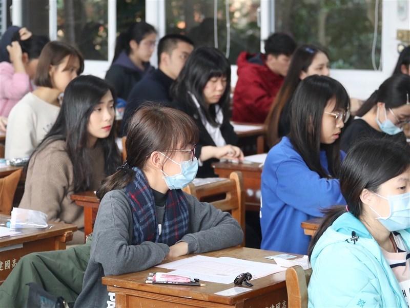 大學個人申請篩選通過比率破8成 創歷年新高-109學測