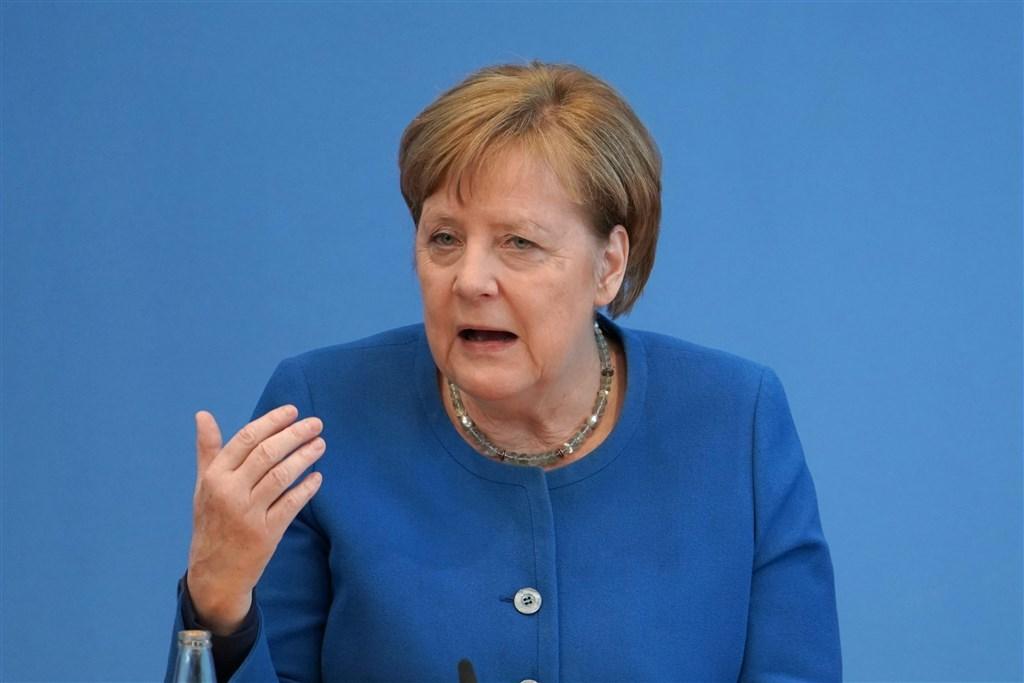 德國總理梅克爾(圖)的發言人表示,梅克爾已經結束自主隔離並重返工作崗位。(中新社提供)