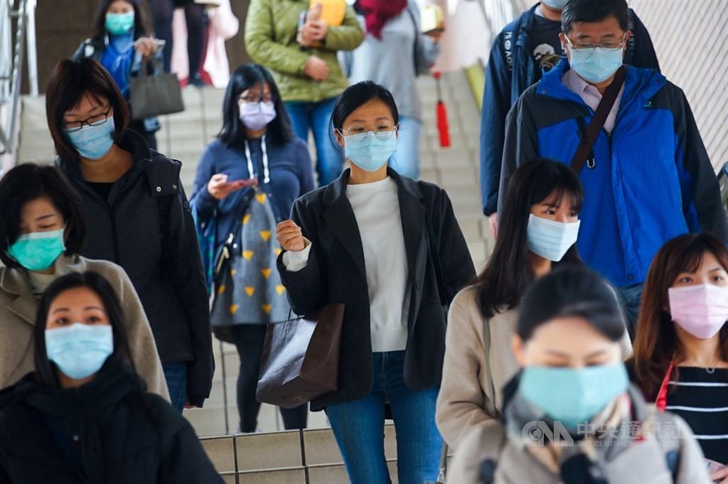 衛福部長陳時中13日表示,武漢肺炎在台灣「社區傳播可能性幾乎是沒有」。(中央社檔案照片)