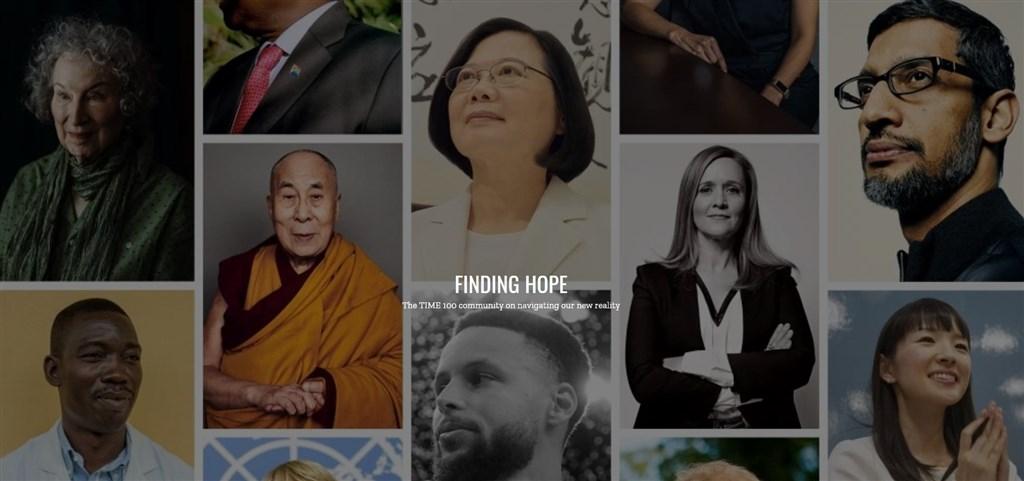 總統蔡英文接受時代雜誌(TIME)邀請撰寫專文,向國際社會分享台灣面對武漢肺炎的成功防疫經驗。(圖取自時代雜誌網頁time.com)