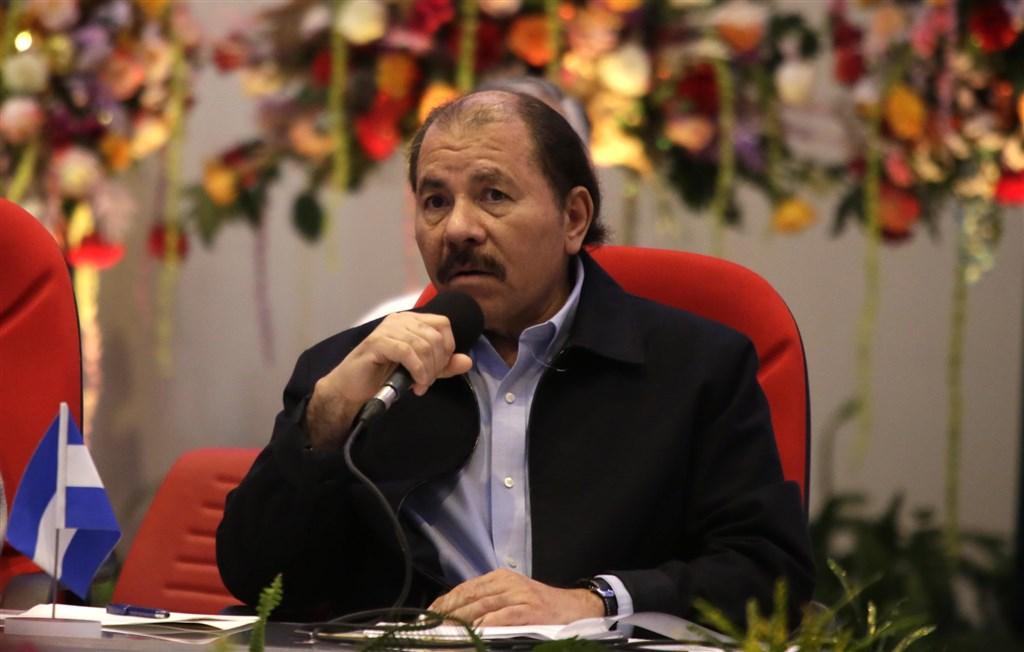 尼加拉瓜官方公報La Gaceta22日刊載,總統奧蒂嘉(圖)在13日發布總統令,免除尼加拉瓜駐台大使達比亞職務。(圖取自flickr;作者Presidencia El Salvador,版權屬公眾領域)