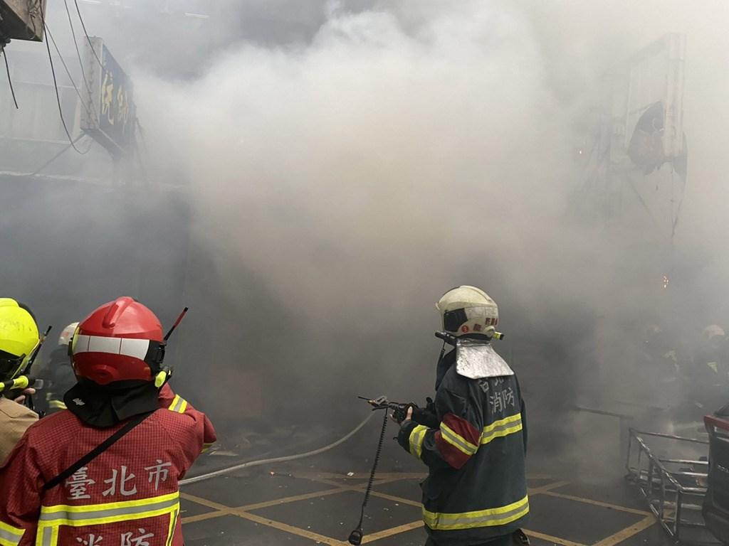 台北市消防局統計近3年火災案共計3878件,釀44死62傷,其中「電氣因素」死亡人數共計15人、占34.1%。(台北市消防局提供)中央社記者黃麗芸傳真 109年4月26日
