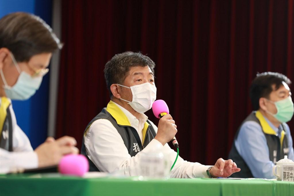 台灣截至10日已連續28天沒有武漢肺炎本土病例,中央流行疫情指揮中心指揮官陳時中說,要歸功於全體居住在台灣的人,不論本國、外國人都非常努力,也是中央、地方合作才有如此傲視全球的成績。(中央流行疫情指揮中心提供)中央社 109年5月10日