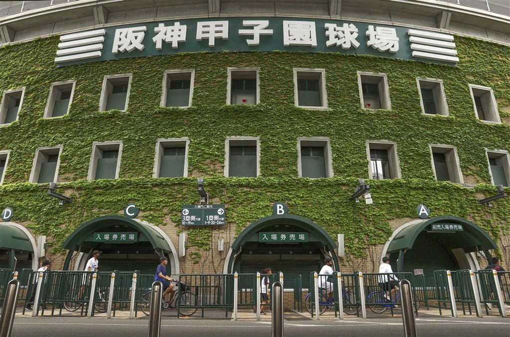 日本2020年夏季甲子園受疫情影響,傳出主辦單位傾向取消。(共同社提供)