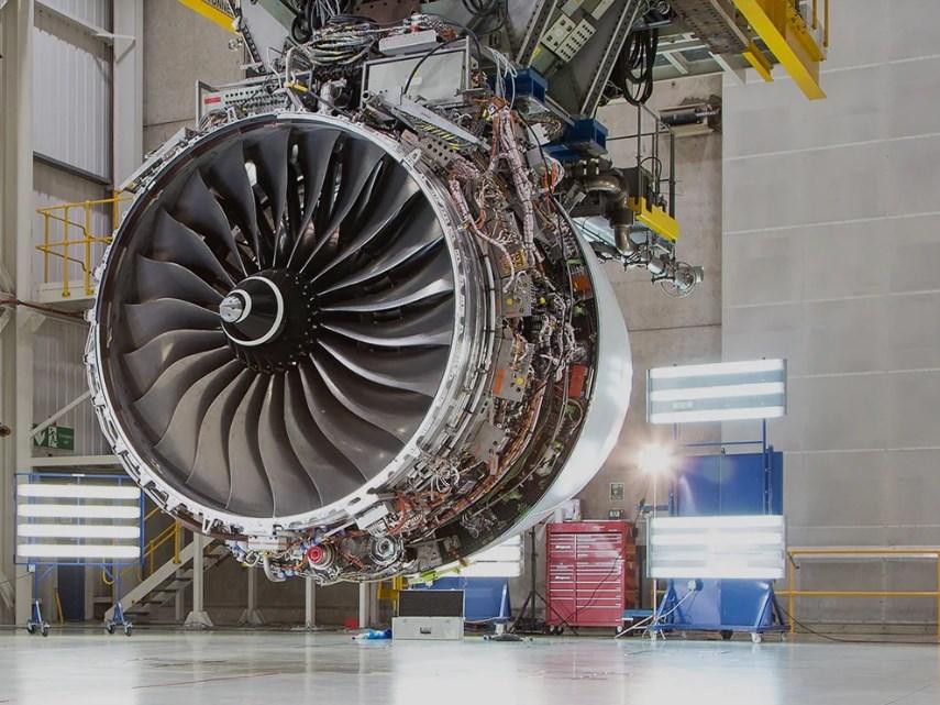 勞斯萊斯是英國製造業最知名的品牌之一,供應波音787與空中巴士A350等大型商用民航機的發動機。集團20日宣布,全球5萬2000名員工將裁員至少9000人。(圖取自勞斯萊斯網頁rolls-royce.com)