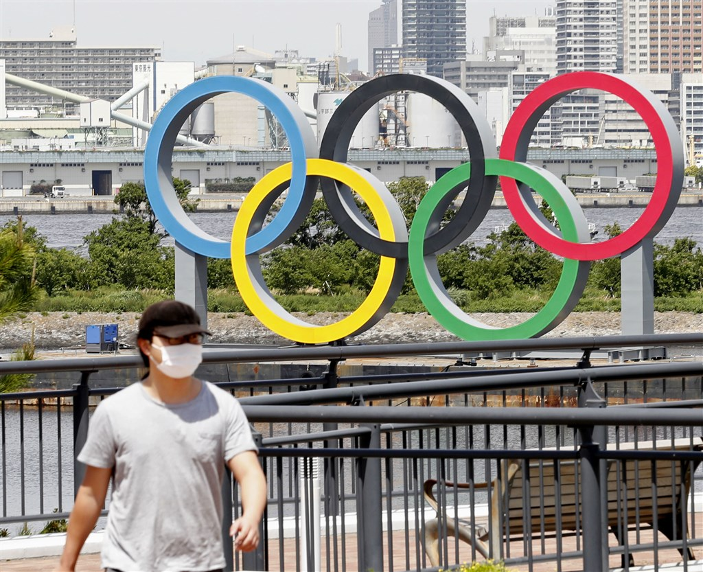國際奧林匹克委員會主席巴赫表示,日本東京奧運如果2021年還是無法舉辦,預料將取消。(檔案照片/共同社提供)
