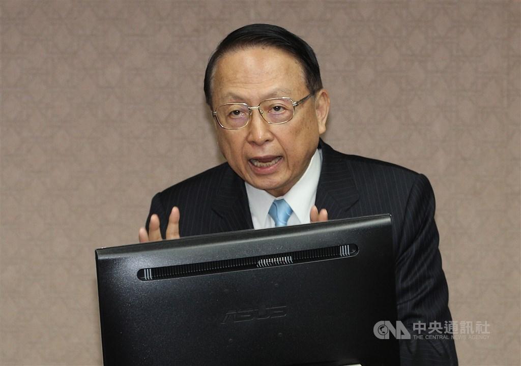 台灣高鐵21日召開第9屆第1次董事會,推選江耀宗續任高鐵董事長。(中央社檔案照片)