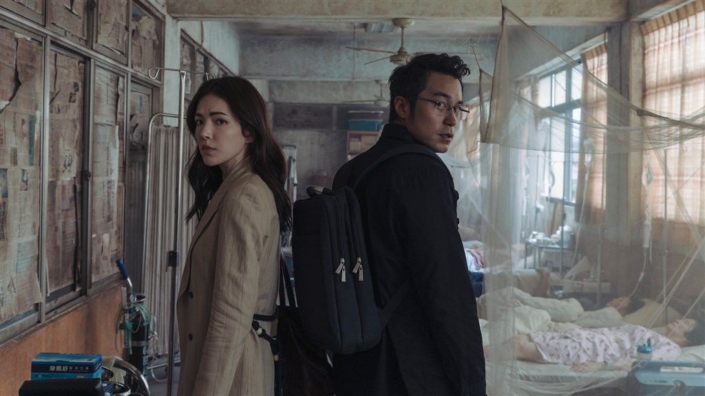 《誰是被害者》今年一播出,就受到全台熱烈關注,螢幕上所有細節,幾乎獲得觀眾一致的肯定,這齣戲的影視技術讓台灣人看到,原來台灣戲劇也能有國際水準。(Netflix提供)