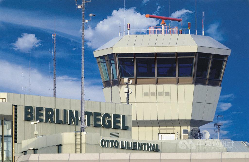 1974年落成的泰格爾機場是柏林最重要的國際機場。(柏林勃蘭登堡機場公司提供)中央社記者林育立柏林傳真 109年5月27日