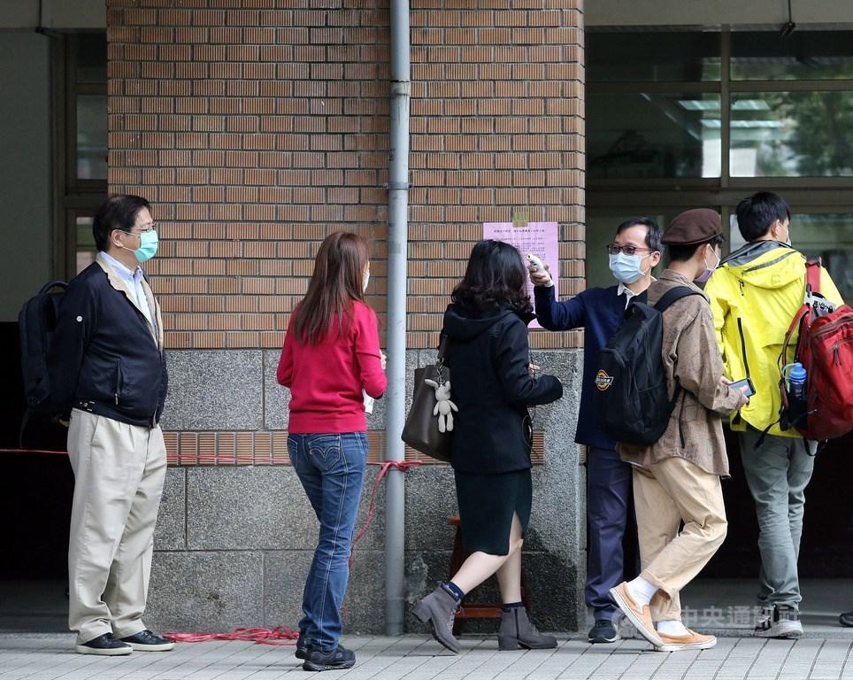 疫情指揮中心指揮官陳時中3日表示,已在規劃境外生來台措施,也請教育部調查檢疫量能,看各校檢疫場所是否足夠,以免造成防疫缺口。(示意圖/中央社檔案照片)