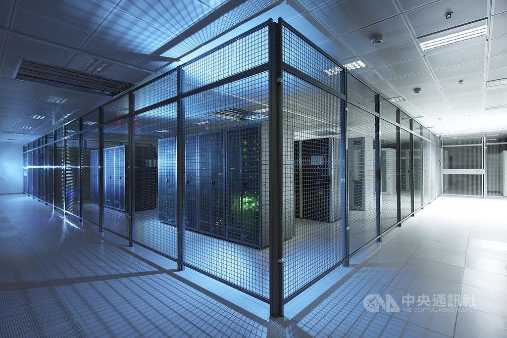 德法聯手打造歐洲的雲端平台「蓋亞X」,以減少對美國雲端服務的依賴,圖為蓋亞X創始會員德國電信的雲端運算中心。(德國電信提供)中央社記者林育立柏林傳真 109年6月5日