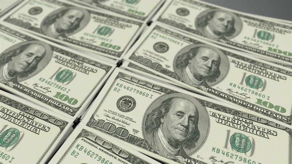 中央銀行公布5月外匯存底,達4845.15億美元續創歷史新高,也蟬聯全球第四名。(圖取自Pixabay圖庫)