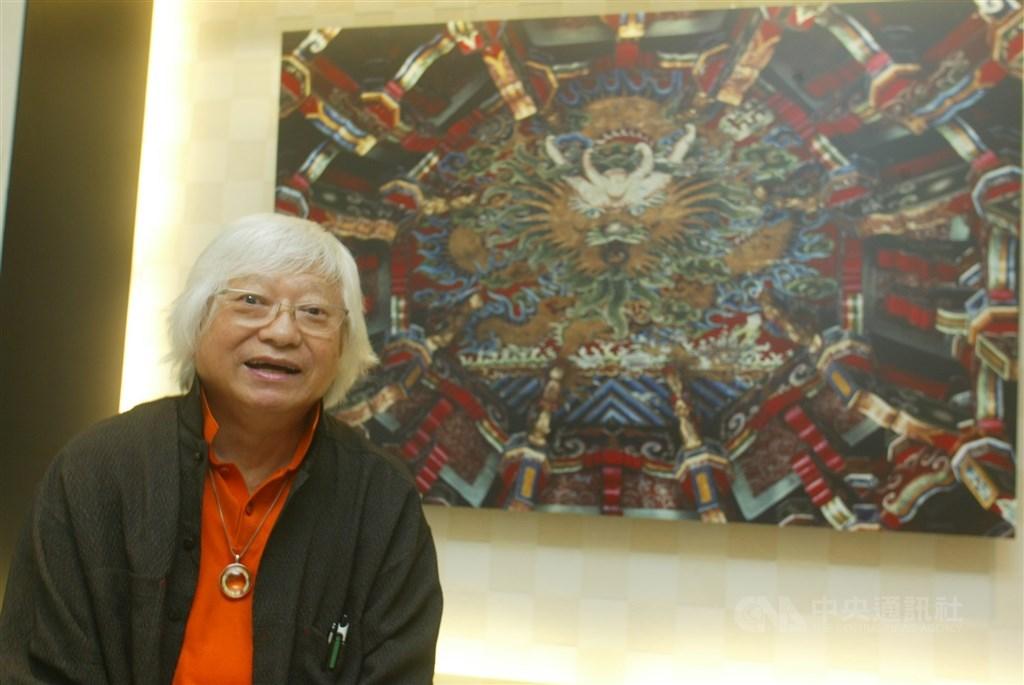 攝影家柯錫杰(圖)5日辭世,享耆壽90歲。文化部長李永得表示,將呈請總統明令褒揚,並協助家屬處理治喪事宜。(中央社檔案照片)