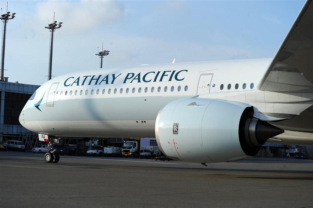 香港國泰航空公司(圖)受武漢肺炎衝擊而陷入經營危機,近日計畫全球裁員6000人,其中5000多人是香港員工。(圖取自facebook.com/cathaypacific)