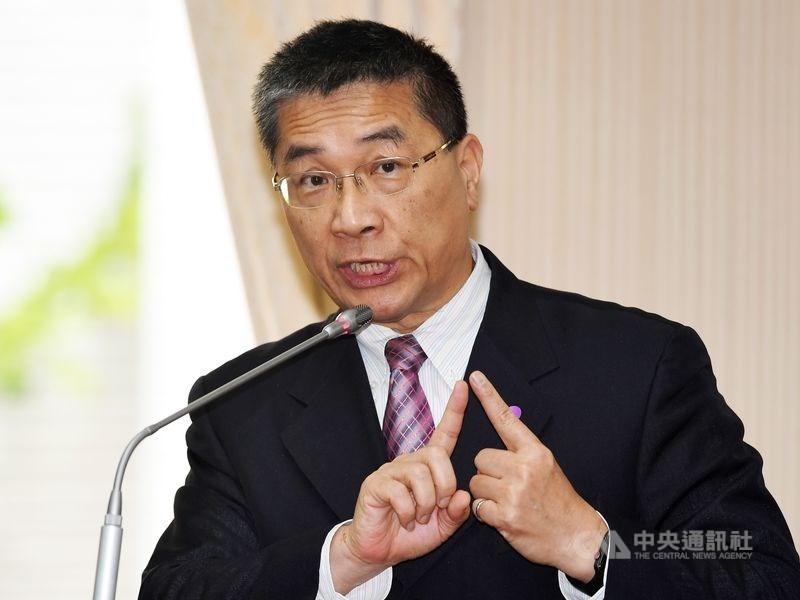 高雄市長韓國瑜遭罷免,韓粉揚言發動「報復性罷免」。內政部長徐國勇(圖)10日表示,台灣民主發展到這種程度,報復性罷免很難成功。(中央社檔案照片)