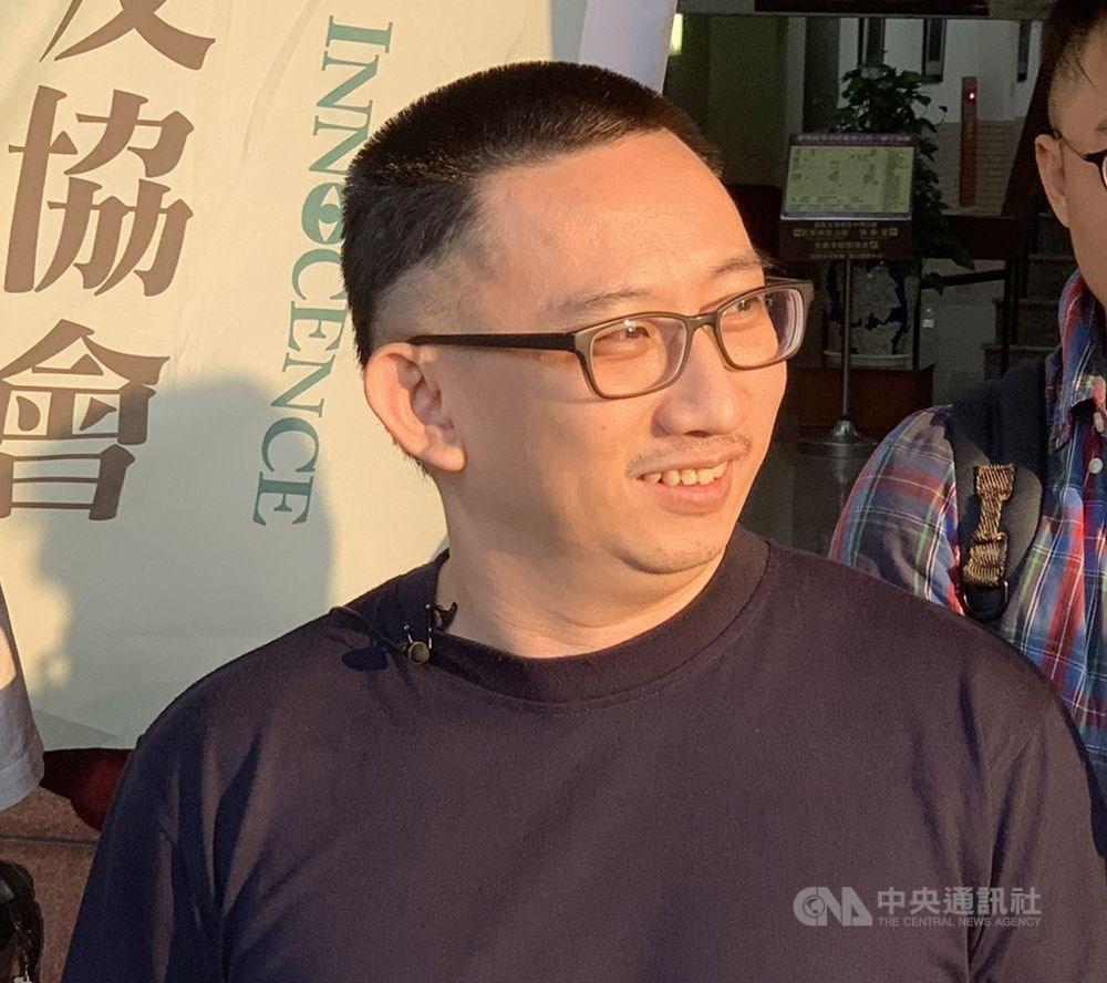 被控涉及台南市歸仁區雙屍命案遭羈押逾18年的死囚謝志宏,在被改判無罪定讞後聲請刑事補償,台南高分院裁定補償每日新台幣3500元,6834天合計2319萬9000元。(中央社檔案照片)
